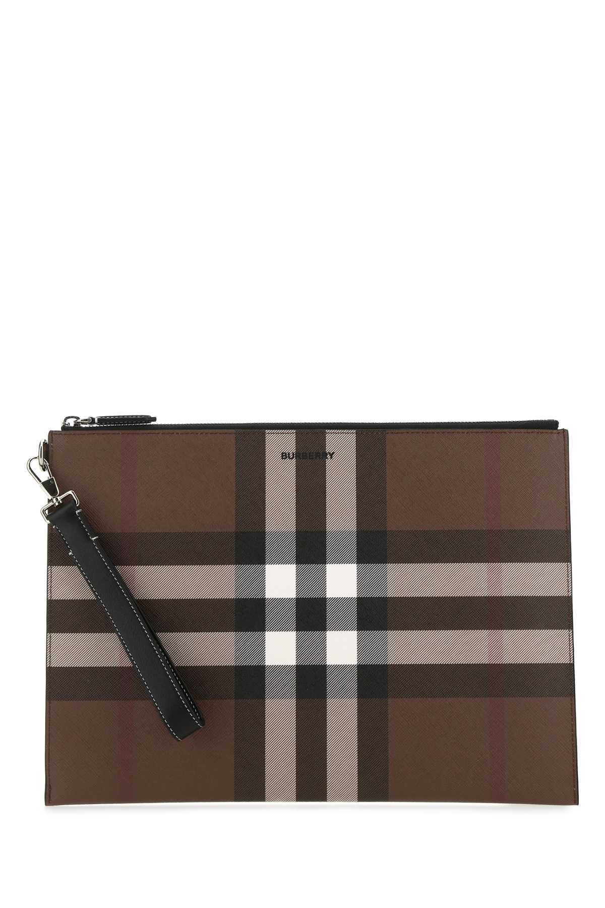 Burberry CLUTCH BAG (8036673 A8900) (Burberry/クラッチバッグ) 70670315