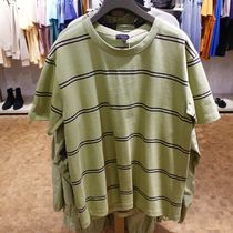"""COS(コス) Tシャツ・カットソー """"COS MEN"""" RELAXED-FIT T-SHIRT Green/Black"""