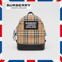 【Burberry Kids】ヴィンテージ バックパック【関税込み】