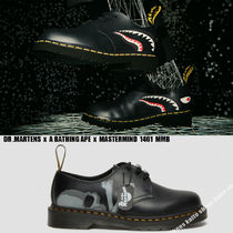 Dr Martens x A BATHING APE x MASTERMINDS 1461 MMB★コラボ