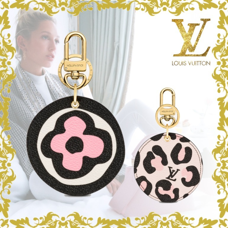 LOUIS VUITTON  バッグチャーム キーチェーン (Louis Vuitton/バッグチャーム) MP3070