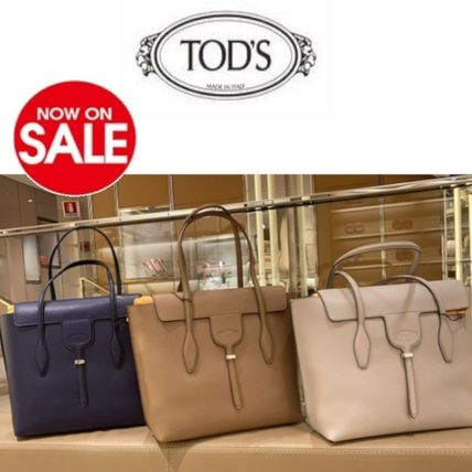 【Now on sale!】 Tod's レザーバッグ