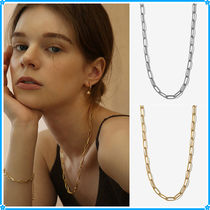 【LAZY DAWN】clip chain necklace N003〜ネックレス★BoA着用