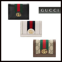 【GUCCI】Ophidia 523155 コイン & 紙幣 札入れ
