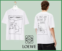 LOEWE  Don't Forget Tシャツ
