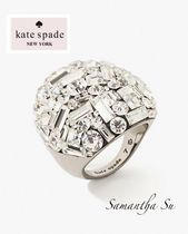 【Kate Spade New York 】brilliant statements baguette ring