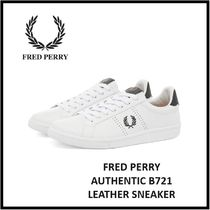 FRED PERRY AUTHENTIC B721 LEATHER SNEAKER【25-31cm】