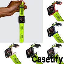 ■Casetify■  Duty Free Applewatchバンド 5color (送関税込)