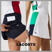 LACOSTE(ラコステ) レディース 【Lacoste】Lacoste SPORT Breathable Stretch テニススカート