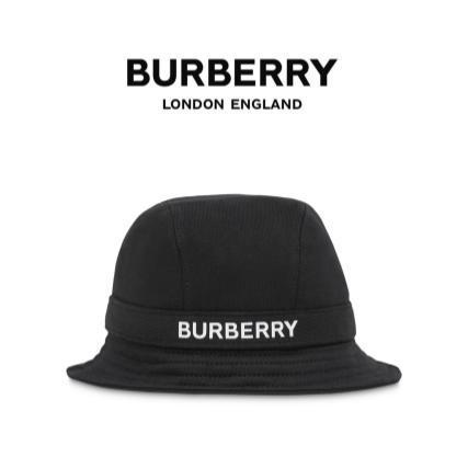【BURBERRY】ロゴ バケットハット ☆クール (Burberry/ハット) 8026928