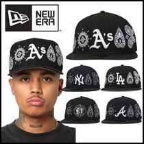 【New Era】 Paisley 59FIFTY Fitted ペイズリー柄 黒