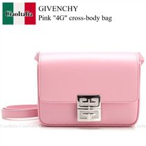 """Givenchy Pink """"4G"""" cross-body bag"""