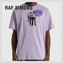【RAF SIMONS】ラフシモンズ 人気 QUESTION EVERYTHING Tシャツ