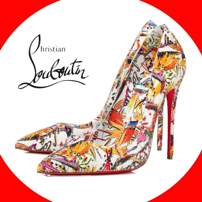 21AW ルブタン So Kate Strass Freedom 120 mm パンプス (Christian Louboutin/パンプス) 70838862