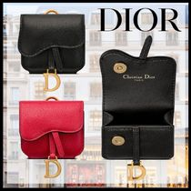 DIOR SADDLE AIRPODS PROケース ゴートスキン☆国内発送☆