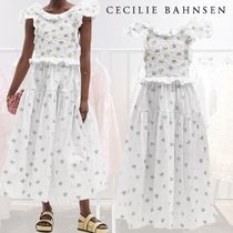 「SALE★21SS」★CECILIE BAHNSEN★リヴィア タイバックドレス