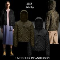 21SS★新作★1 MONCLER JW ANDERSON★Whitby ダウンジャケット
