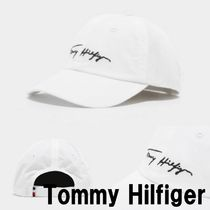 ■TOMMY JEANS■ ロゴ入り キャップ コットン(送関税込)