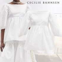 「SALE★21SS」★CECILIE BAHNSEN★ハイディ フィルクーペトップ