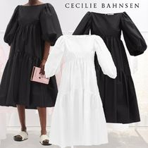 「SALE★21SS」★CECILIE BAHNSEN★ヘレナ コットンドレス