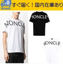MONCLER(モンクレール) Tシャツ・カットソー 【国内送・関税込】新作!MONCLER☆ビッグロゴ Tシャツ