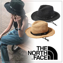 【THE NORTH FACE】ラフィアハット