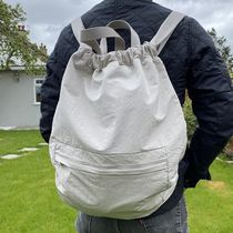"""COS(コス) バックパック・リュック """"COS MEN"""" DRAWSTRING BACKPACK OffWhite"""
