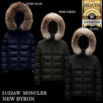 MONCLER(モンクレール) キッズアウター 大人もOK 12-14歳【MONCLER 21/22AW】売上額1位_NEW BYRON
