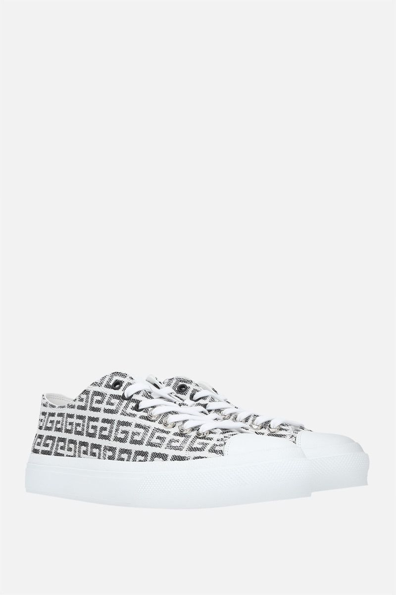 【GIVENCHY】CITY SNEAKERS IN 4G JACQUARD (GIVENCHY/スニーカー) BH0050H0VC004