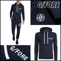G FORE(ジーフォア) メンズ・トップス 限定品!【G/FORE 】ロゴ、名前入り MISFIT フーディ