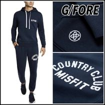 G FORE(ジーフォア) セットアップ 限定品【G/FORE 】ロゴ入り MISFIT フーディ&パンツ 上下セット