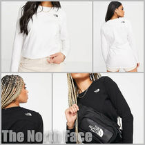 【The North Face】Simple  Dome 長袖 ロゴTシャツ 送料込
