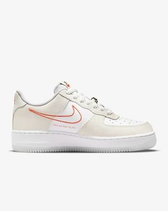 Nike スニーカー Nike WMNS AIR FORCE 1 '07 SE FIRST USE ファースト ユーズ(5)