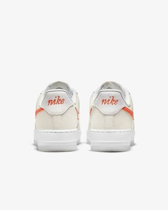 Nike スニーカー Nike WMNS AIR FORCE 1 '07 SE FIRST USE ファースト ユーズ(7)