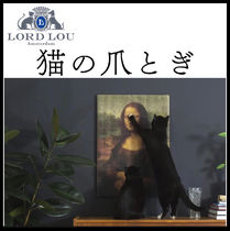 【LORD LOU】猫用爪研ぎ〜キャットアートスクラッチャー〜