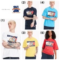 【Tommy Hilfiger】☆コラボ☆SPACE JAM: A NEW LEGACY T-SHIRT