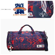 【Tommy】☆コラボ☆SPACE JAM: A NEW LEGACY CAMO DUFFLE
