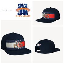 【Tommy】☆コラボ☆SPACE JAM: A NEW LEGACY FLAT BRIM CAP