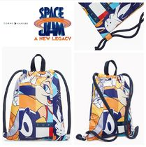 【Tommy】☆コラボ☆SPACE JAM: A NEW LEGACY CAST BACKPACK