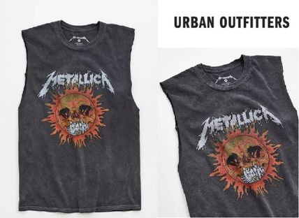 【URBAN OUTFITTERS】Metallica Ride The Lightning Muscle Tee