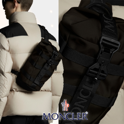 21AW Monclerモンクレール Argens mono 2wayショルダーバッグ (MONCLER/ショルダーバッグ) G209A5A7050002SKQ