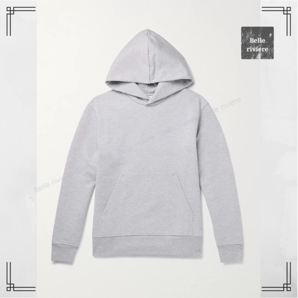 ACNE 21SS new /Forres Melange Fleece-Back Jersey Hoodie (Acne/スウェット・トレーナー) 71096556