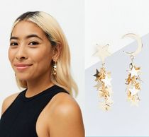 【Urban Outfitters】 アシンメトリー♪Star Drop 星くずピアス