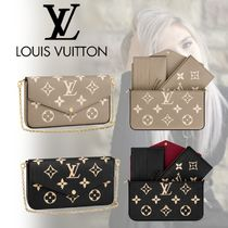 【Louis Vuitton】ルイ・ヴィトン ポシェット・フェリシー