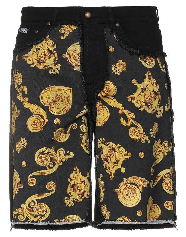 VERSACE JEANS COUTURE☆デニムショートパンツ (VERSACE JEANS/ハーフ・ショートパンツ) 71166573