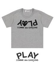 COMME des GARCONS(コムデギャルソン) キッズ用トップス PLAY COMME des GARCONS PLAYロゴTシャツ キッズ