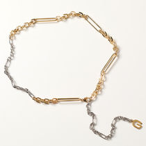 GIVENCHY チェーンネックレス BN003FF003 G LINK MIX NECKLACE