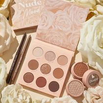 COLOURPOP  アイシャドウセット Nude Mode Collection