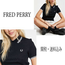 FRED PERRY(フレッドペリー) ポロシャツ 【おすすめアイテム】FRED PERRY Women Polo Shirt