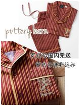 Pottery Barn(ポッタリーバーン) ルームウェア・パジャマ pottery barn】関送込 HARRY POTTER GRYFFINDOR Adult パジャマ